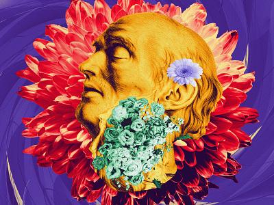 newgen posterjo #56 design challenge posterchallenge cool poster colors anatomy collage