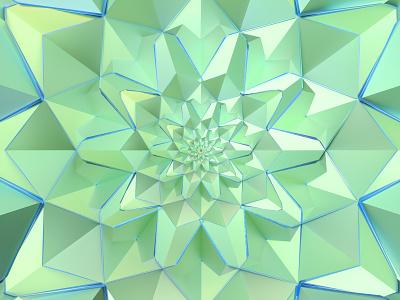 newgen posterjo #57 3d art octanerender blender cinema4d fractal challenge posterchallenge poster colors modern minimal