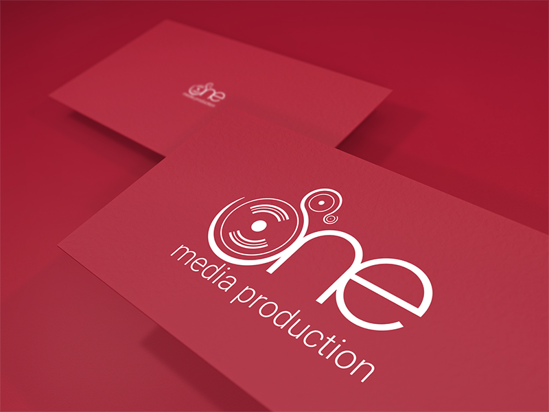 Dribbble logo one media
