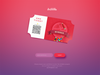 Dribbble invite (1 invite) shots prospects new invites games dribbble drafting draft debut cool contest