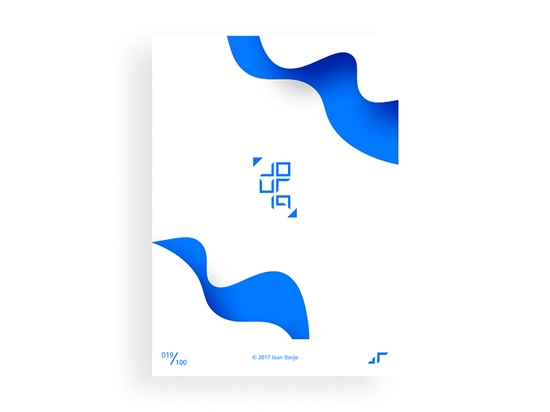 Poster Day #019 + free wallpapers