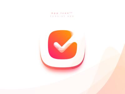 Todoist app Icon v2