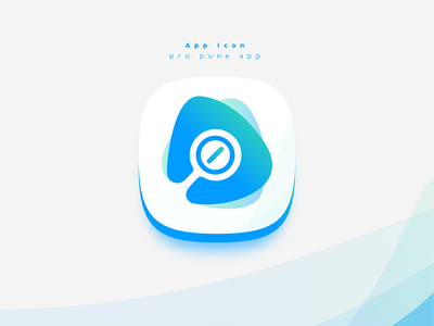 Propune App Icon work search squircle app iconography logo icon