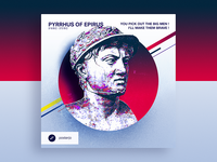 Pyrrhus of Epirus Poster