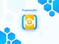 Cryptowallet app icon
