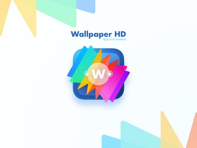 Wallpaper HD app icon