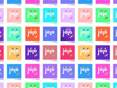 Jolo tube logo