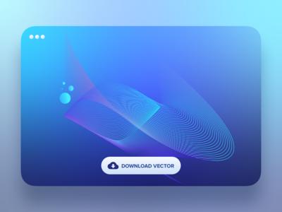 Fish freebie (vector + wallpaper)