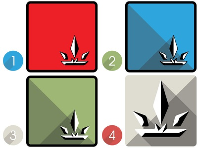 Corpmvmntflat Logo flat logo redesign ios7