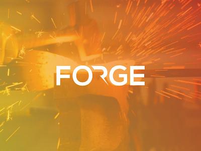 Forge 1 wordmark r