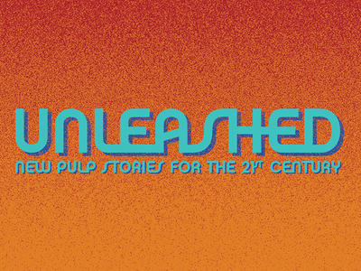 """Unleashed"" Festival Title Treatment"