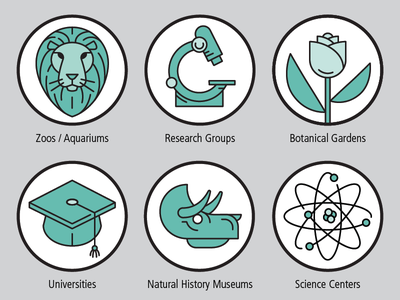 POP Implementation Manual Icons line icon icons instituion science center science