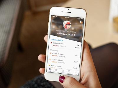 Legion mobile workforce scheduling engagement mobile