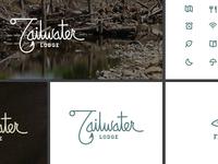 Tailwater Lodge Logo Wut Wuuuuut!