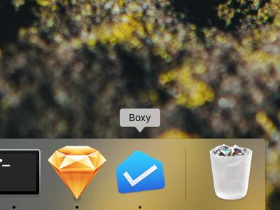 Boxy Icon icns email icon boxy