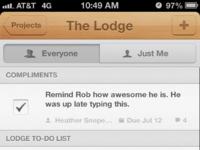 Lodge todos