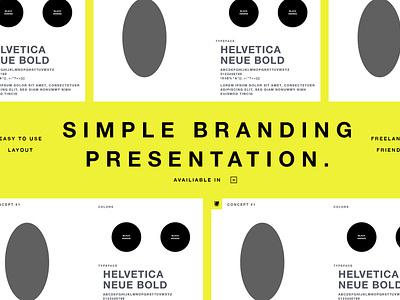 UNTRDL - Simple Brand Presentation ux vector ui custom icon design trademark illustration logo branding