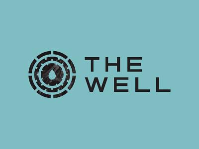 The Well - Final Version logo mark rebranding rebrand church design brand designer logo designer graphic design brand custom icon design trademark illustration branding logo