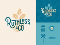 Ruthless & Co Branding