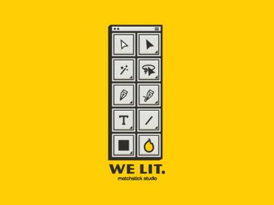 We Lit.