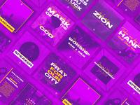 Zion Social Media Pack