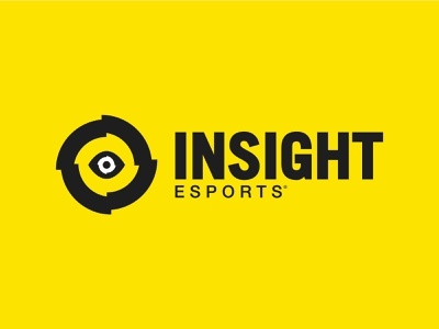 InSight eSports - Side View esports mascot esportslogo esportlogo vector lockups icon design trademark badge logo branding esports logo esports