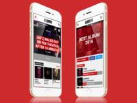 All Bay Music Mobile Responsive