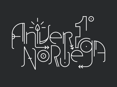 Nordic Lettering