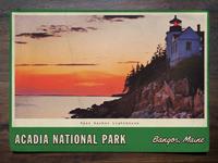 Postcard: Acadia National Park