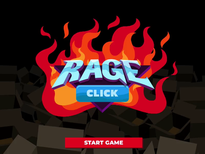 Rage Click: The Game video game funny video ux ui rage click game
