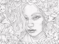Lexie Album Art WIP