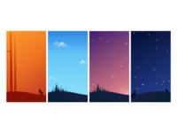 App Backgrounds
