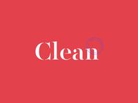 Clean Logo Concept