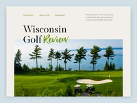 Wisconsin Golf Review