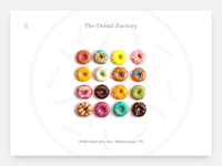 The Donut Factory
