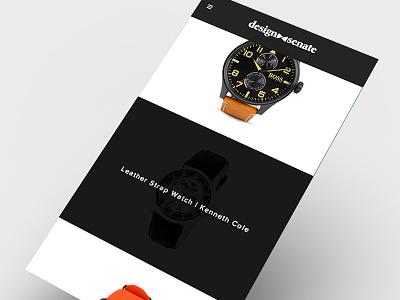 Design Senate Mobile View grid fashion mobile