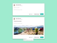 Creating posts