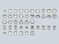 Fashion Simple Icon