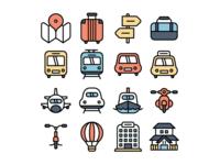 Travel Icon2