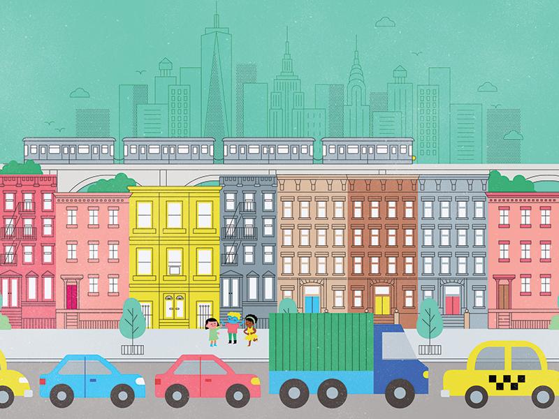 Brooklyn neighborhood manhattan new york childrens brooklyn
