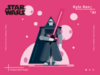 Kylo Ren --star wars AI