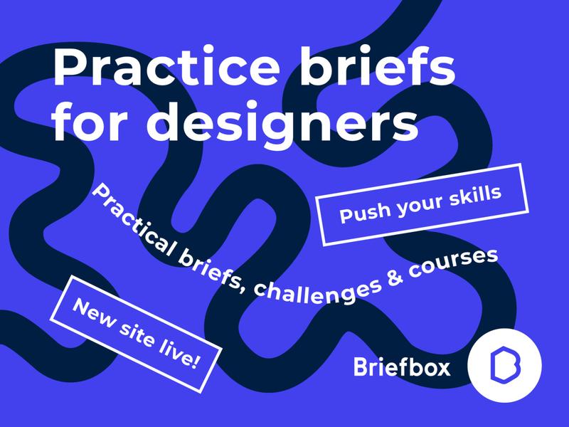 Brand new Briefbox live! vector education app learn education ui briefs illustration practice design design briefbox