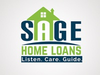 Sage Home Loans New Logo Design