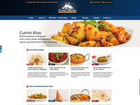 Restaurant Site Redesign