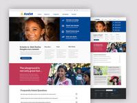 Assist – Free Website PSD