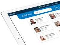 People Plus Free Adobe XD File