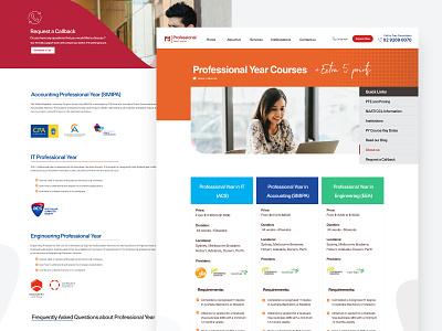 Inner Pages PY Website webdeisgn website website design