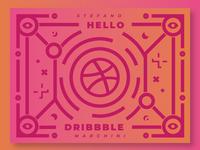 Stefano Marchini | Dribbble Debut