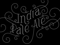 Indian Pale Ale - vector