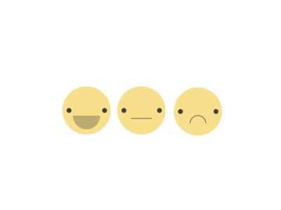 Mood Smileys - Freebie! freebie .ai mood smileys happy neutral sad dislike